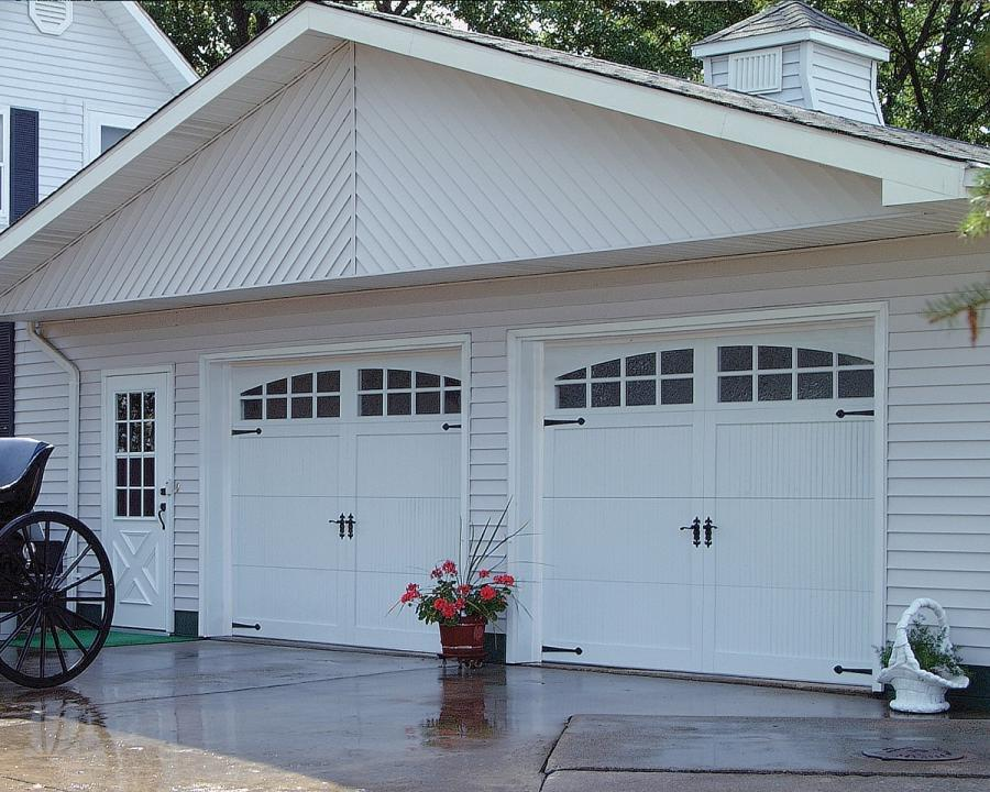 Carriage House Garage Door Photos