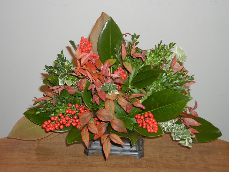 Flower arranging photos