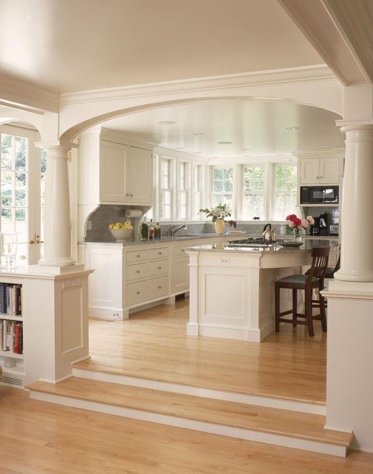 Гостиная-кухня: планировка, правила, рекомендации, дизайн ин.