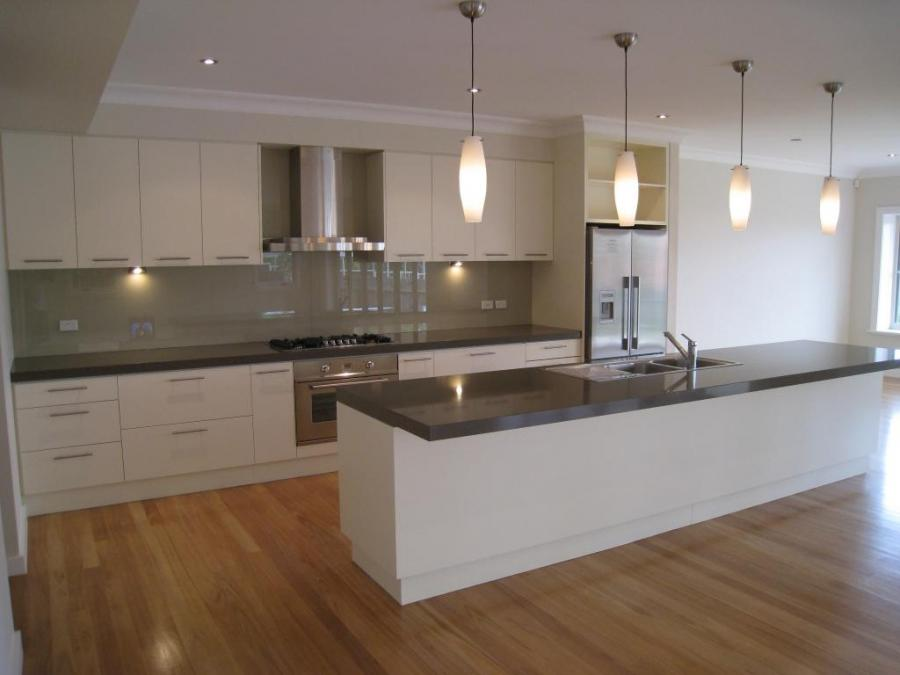 Kitchen designs australia photos for Photos kitchen designs