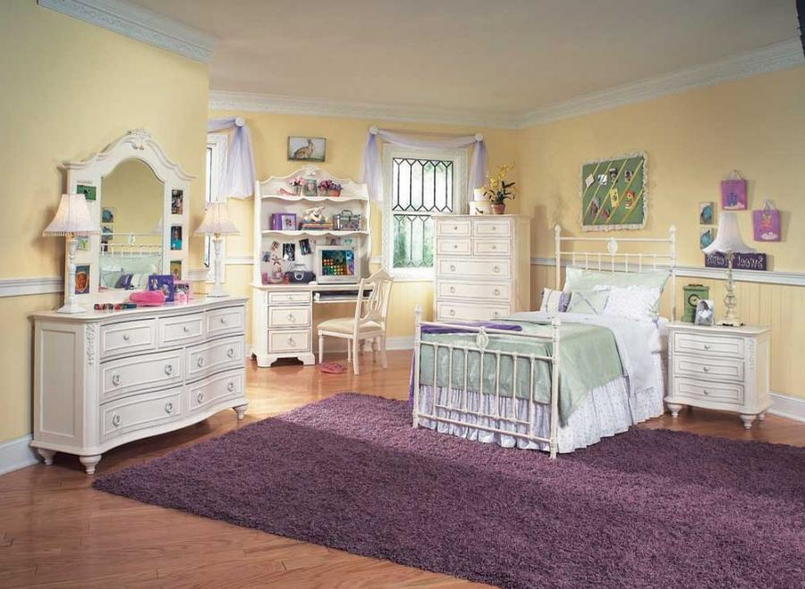 Natural Look For Kids Bedroom Decorating