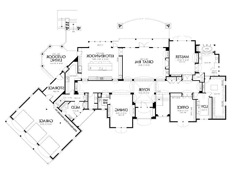 Floor plans new homes photos for Obtaining blueprints for your home