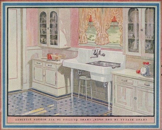 1920 s kitchen photos for 1925 kitchen designs
