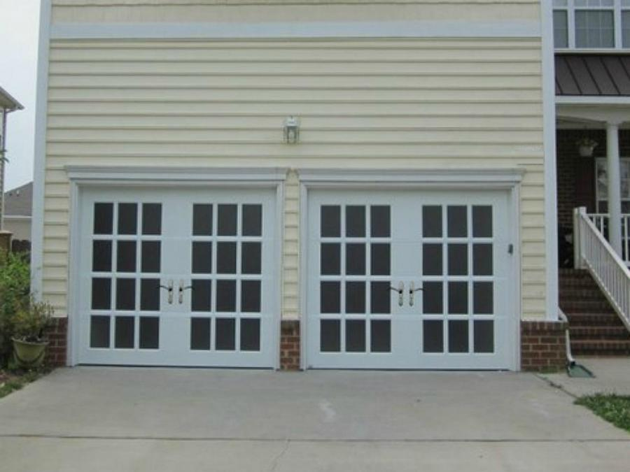 French doors photo gallery for French garage doors