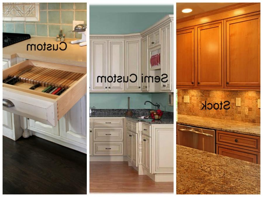 Stock Cabinetsu2013These cabinets offer economical pricing and...