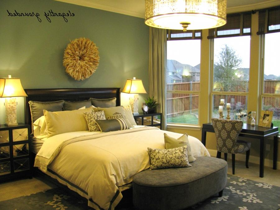 Model Home Master Bedroom Free House Design Plans 2014 Source
