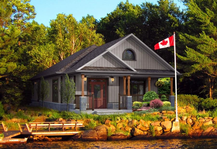 Model cottage comes to Fall Cottage Life Show