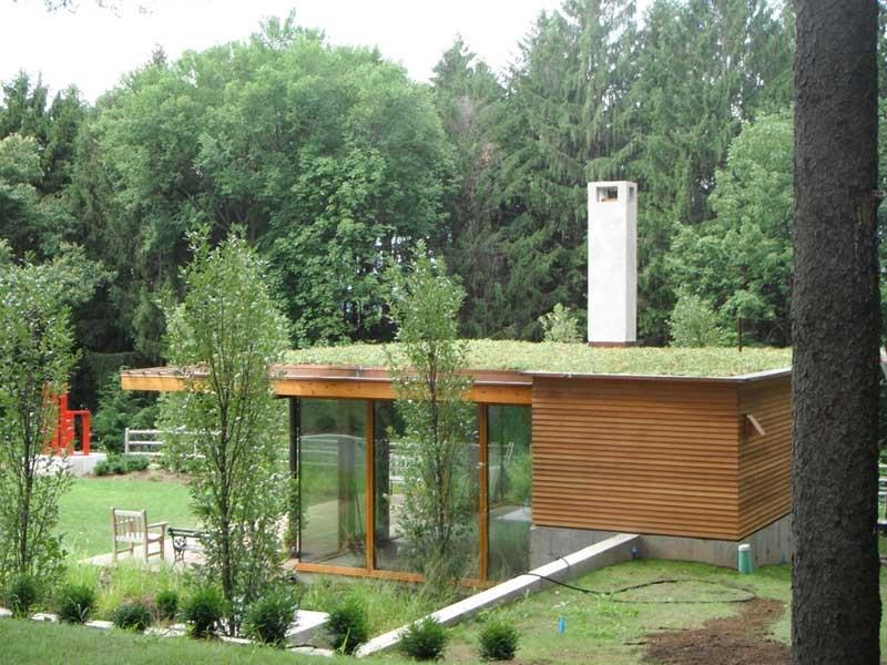 green roof house photos. Black Bedroom Furniture Sets. Home Design Ideas