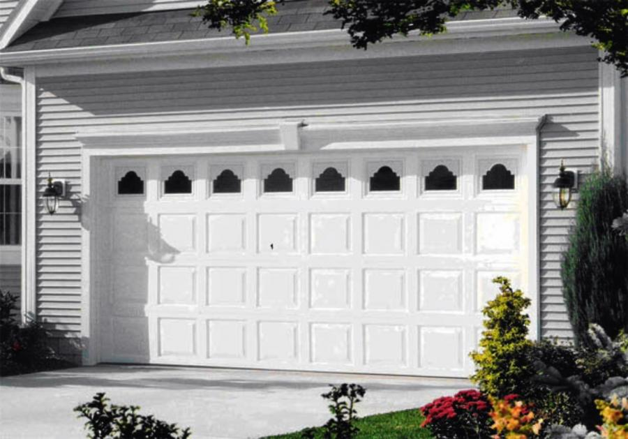 Residential Garage Door Photos