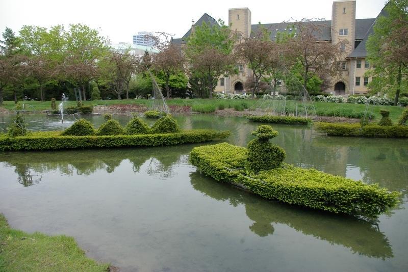 Topiary Garden Photos