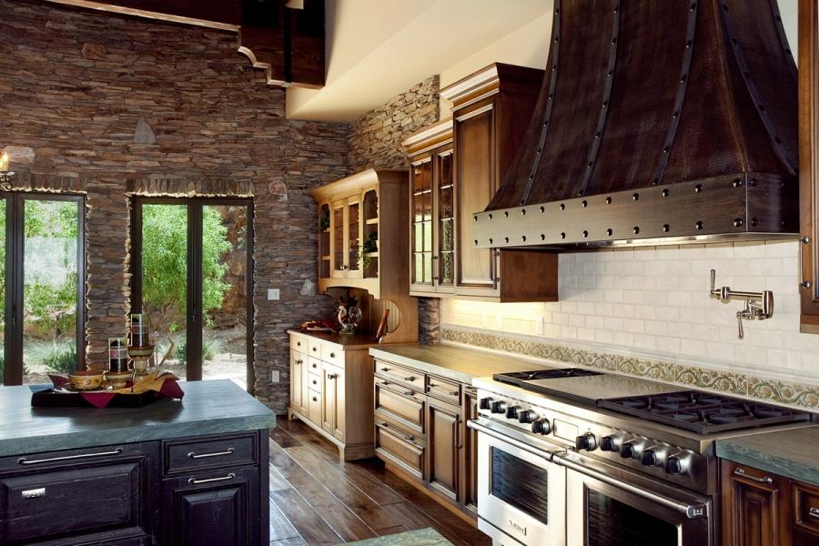cottage Luxury Kitchen Designs