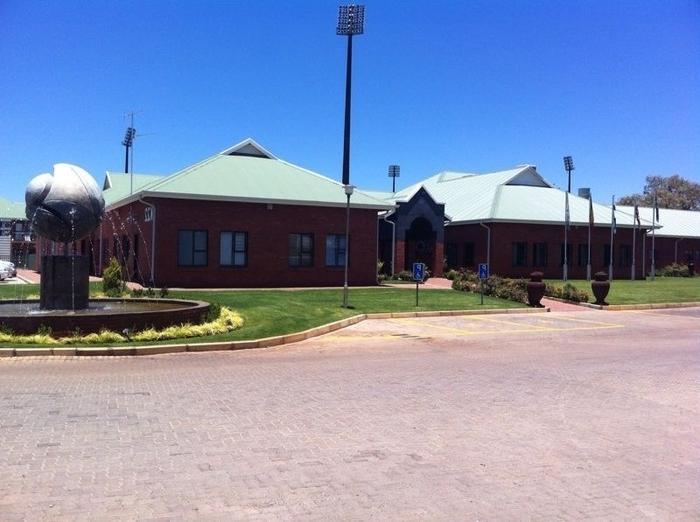 Potchefstroom is a university town but at this time of year itu...
