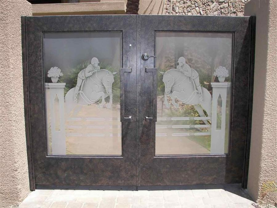 Etched Glass Photo Frame moreover Watertank as well  on black door oing