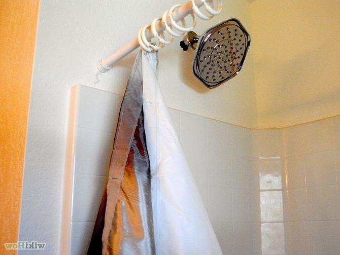 how to wash a shower curtain liner in the washing machine