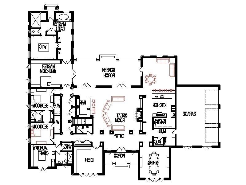 Open floor house plans with photos for Floor design sf