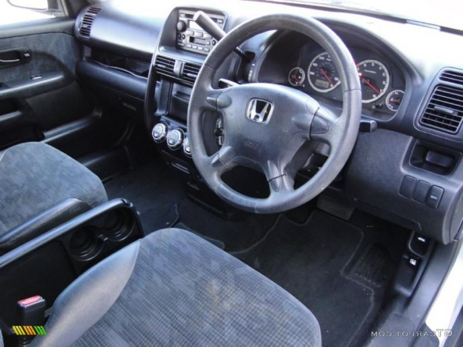 2004 Honda CR V LX Interior Photo 55937649 Source
