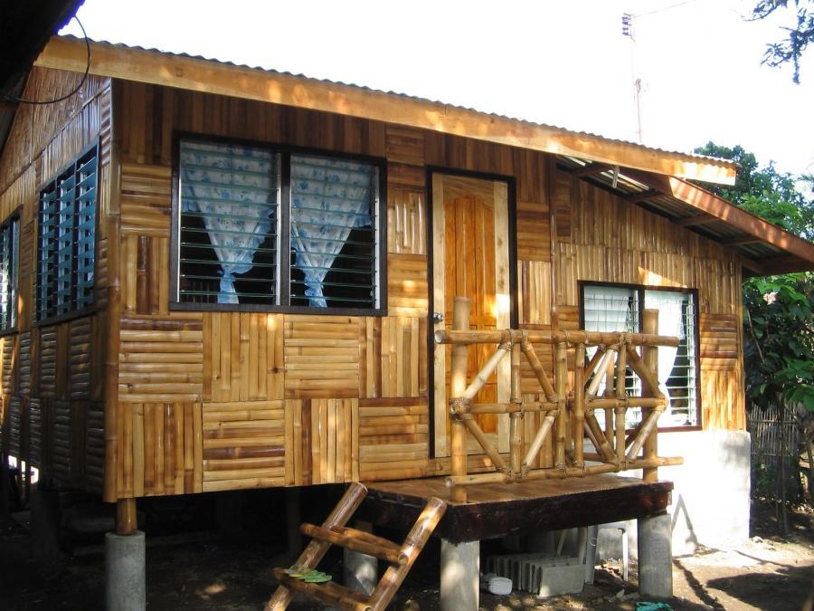 Nature Friendly Bamboo House Design: Bamboo Houses Photos
