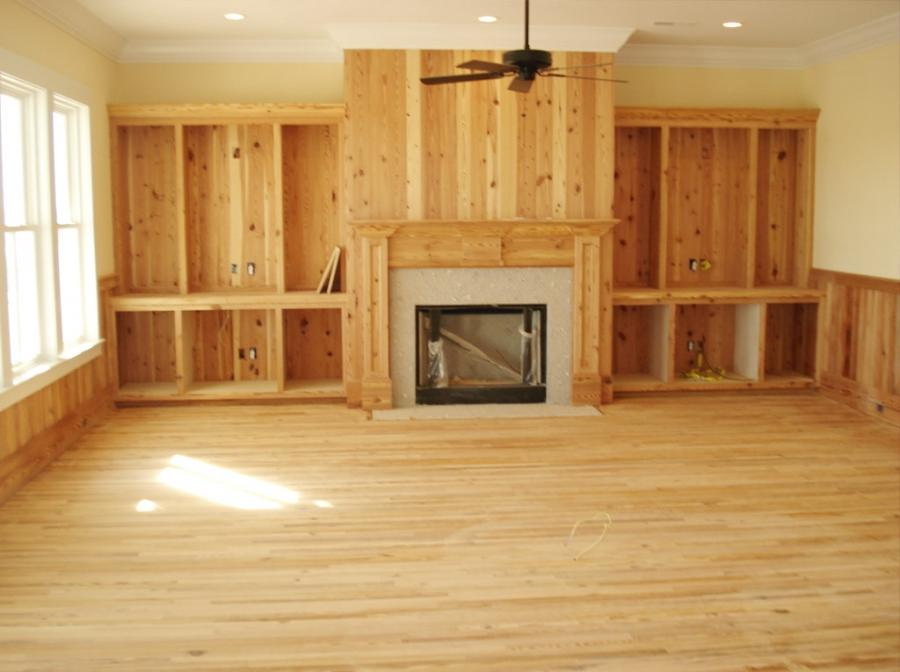 For centuries people have used wood floors throughout their homes...
