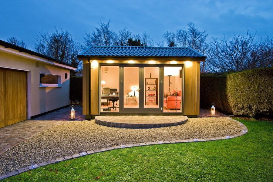 Garden rooms photos for Garden room designs norwich