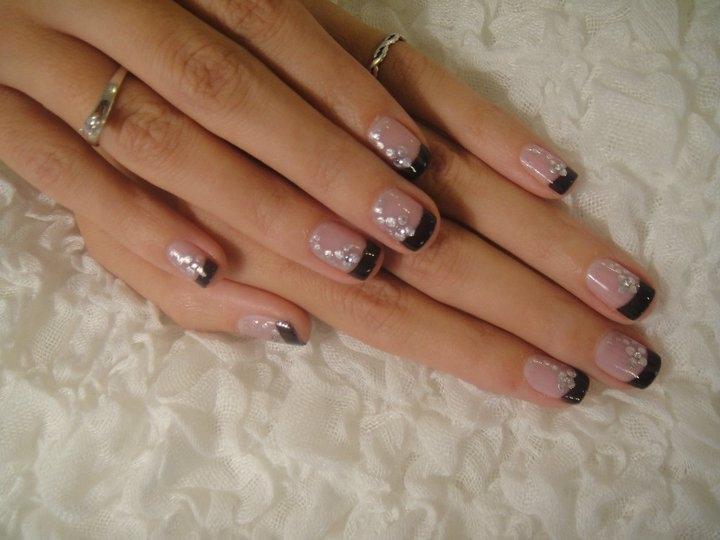decoration ongle gel u2014 ongles lyon  estheticienne a source