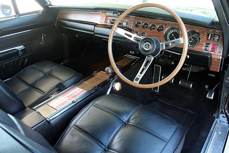 Interior Photos Of 1969 Dodge Charger