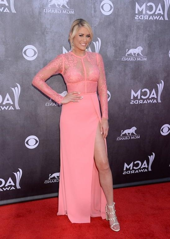 2014 Academy of Country Music Awards red carpet
