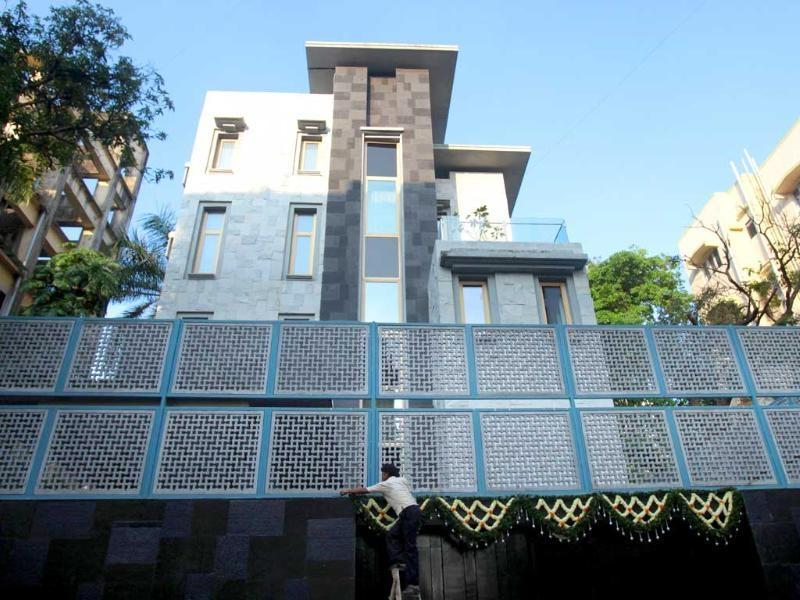 Sachin Tendulkar Recent House Photos