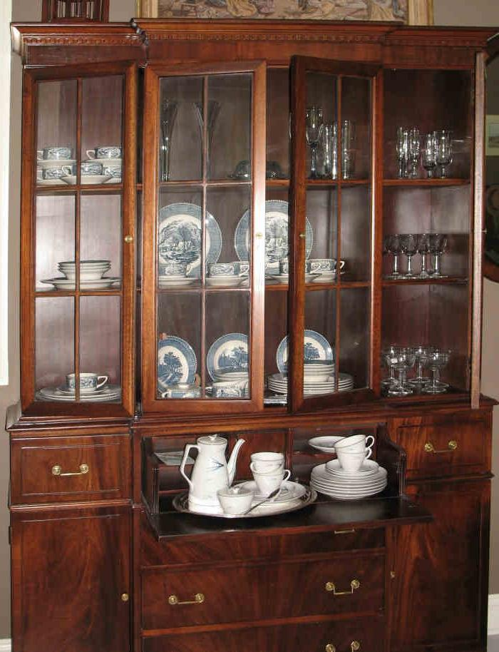 China cabinets; a place to keep your valuable items