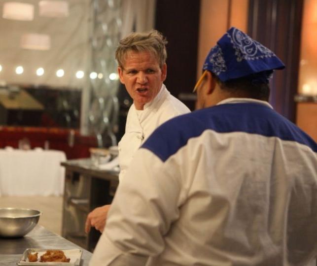 Hell S Kitchen Norfolk Gordon Ramsay