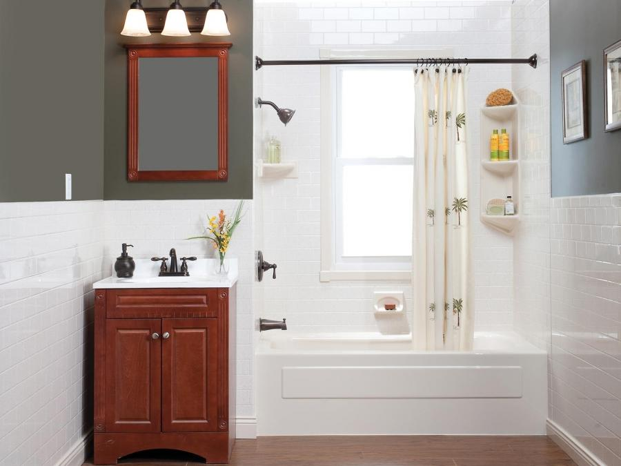 ... Bathroom Simple Bathroom Decorating Eas Home Improvement Ea...