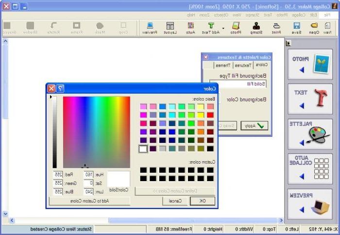 Photo collage wallpaper maker online for Online house maker