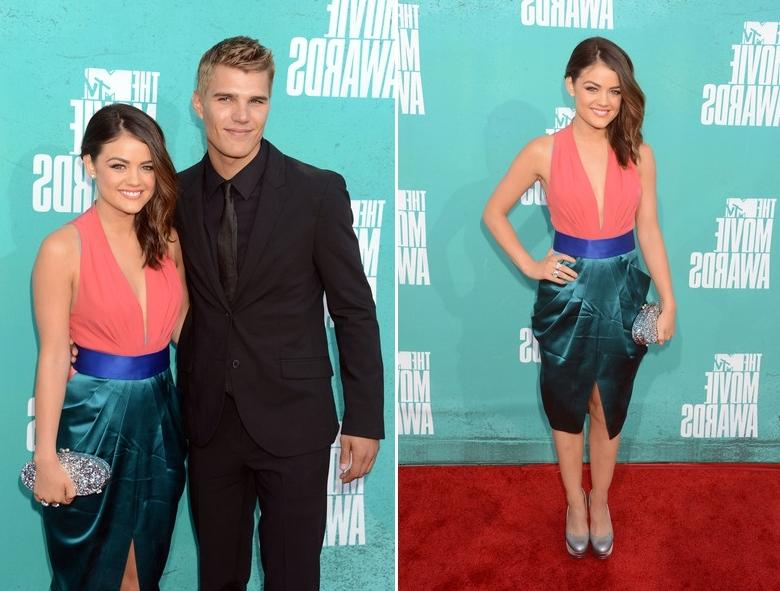 Celebrities On The Red Carpet MTV Movie Awards 2012 (2)