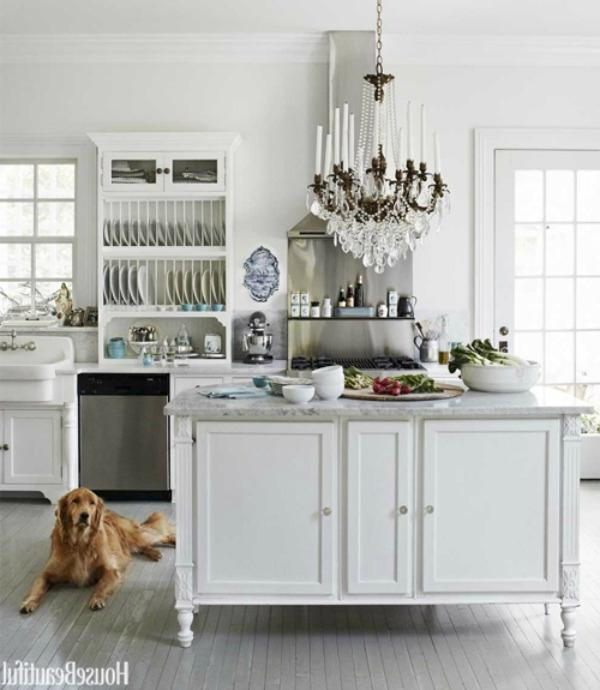 Culitvate Com Featured A Celia Bedilia Kitchen: House Beautiful White Kitchen Photos