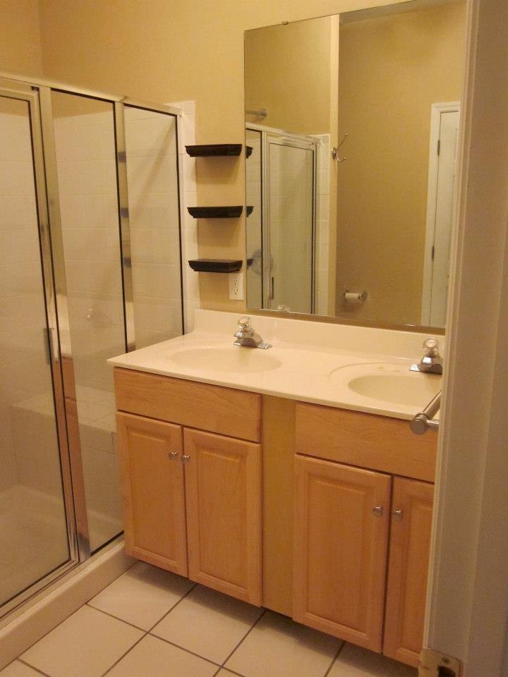Remodeling Your Bathroom Diy : Diy bathroom remodel photos