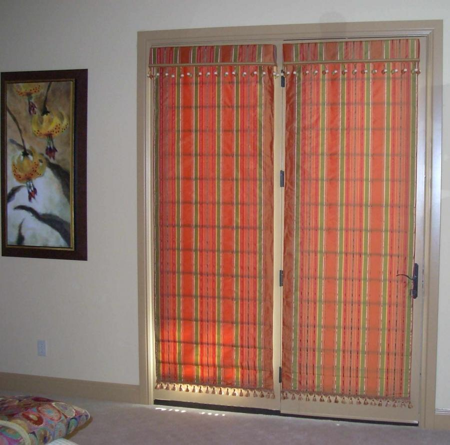 Photos Of French Door Window Treatments