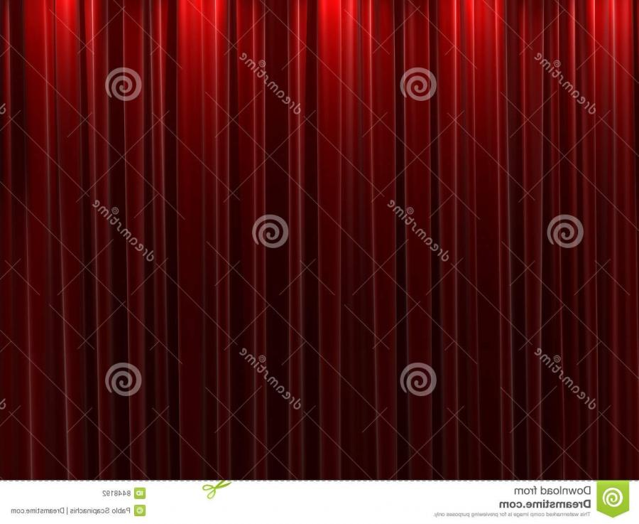 Curtain backdrop photography for Velvet curtains background