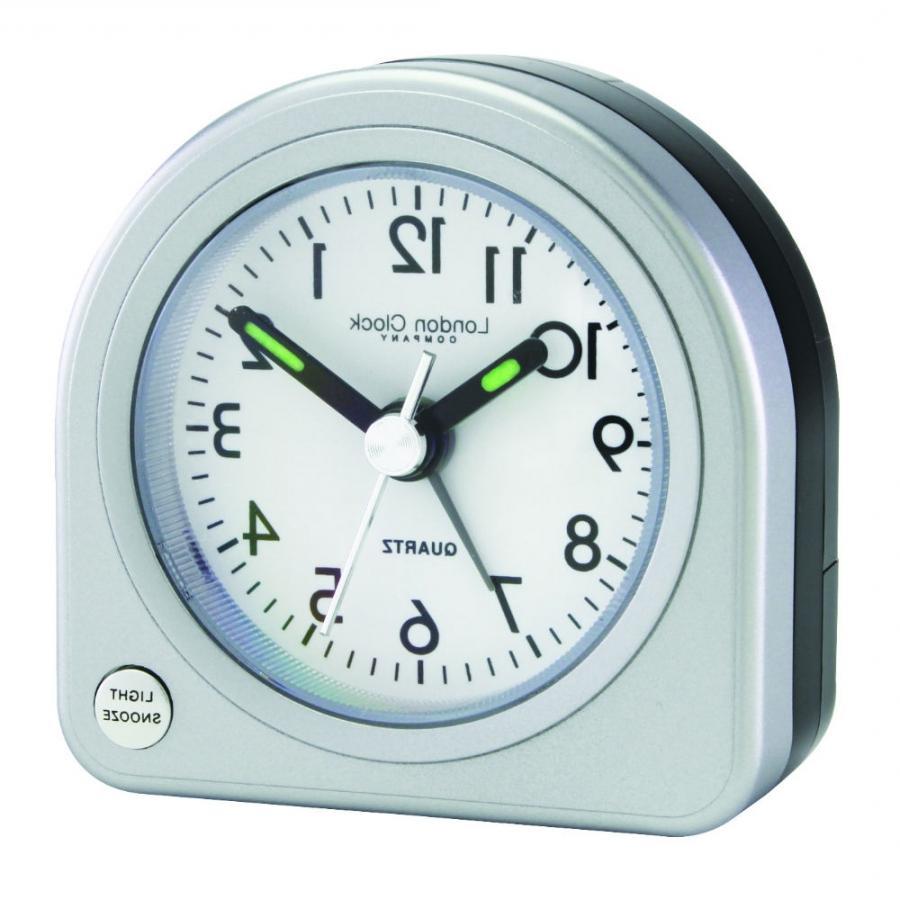 Photo Travel Alarm Clock