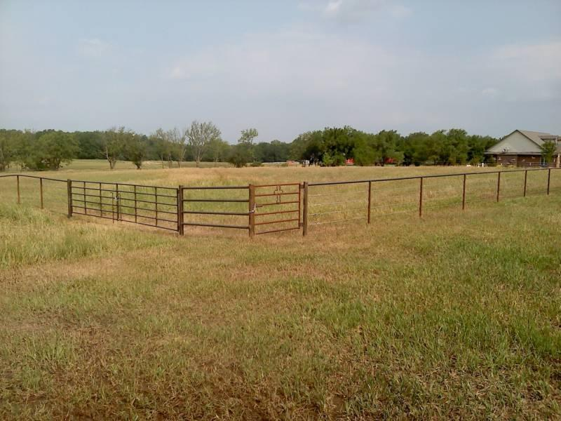 Livestock Fence Photos