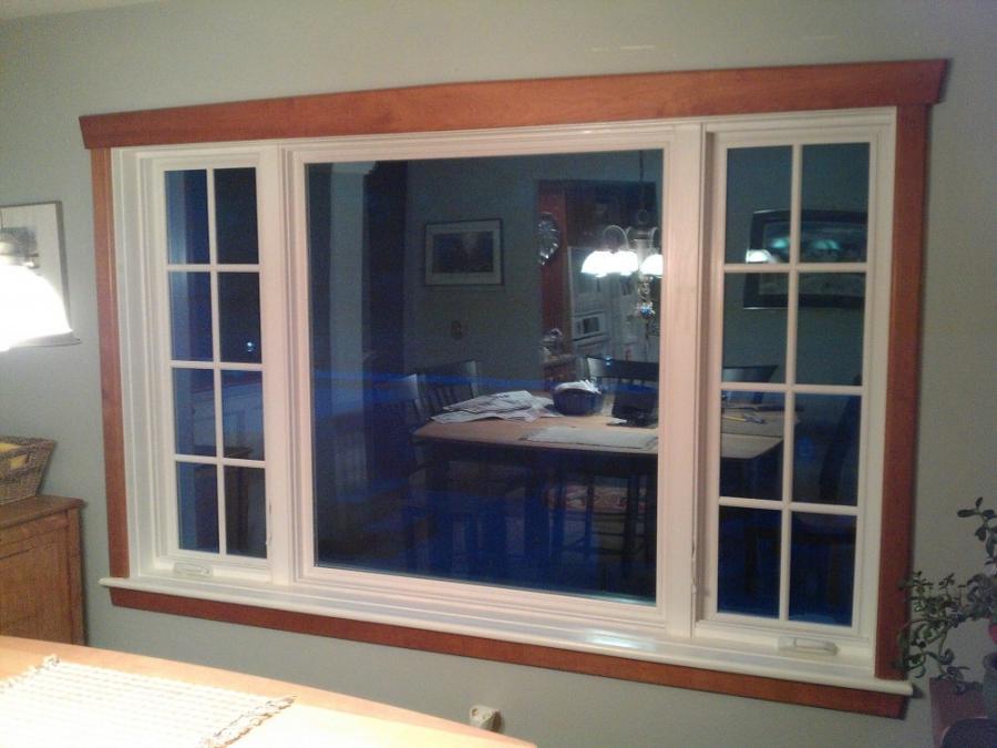 Interior Window Trim Photos