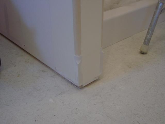 Rounded Corner Bead : Drywall rounded corners photos