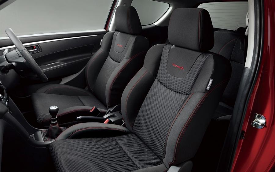 swift car interior photos. Black Bedroom Furniture Sets. Home Design Ideas