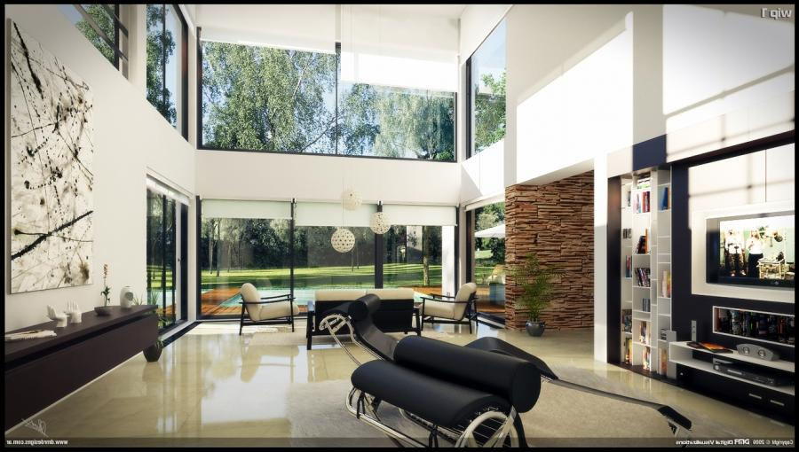 beautiful houses interior modern house interior wip 1 by...