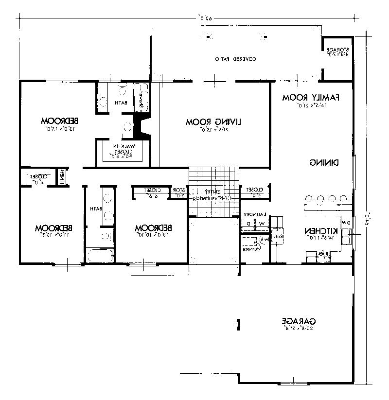 Southwestern house plans with photos for Southwestern floor plans