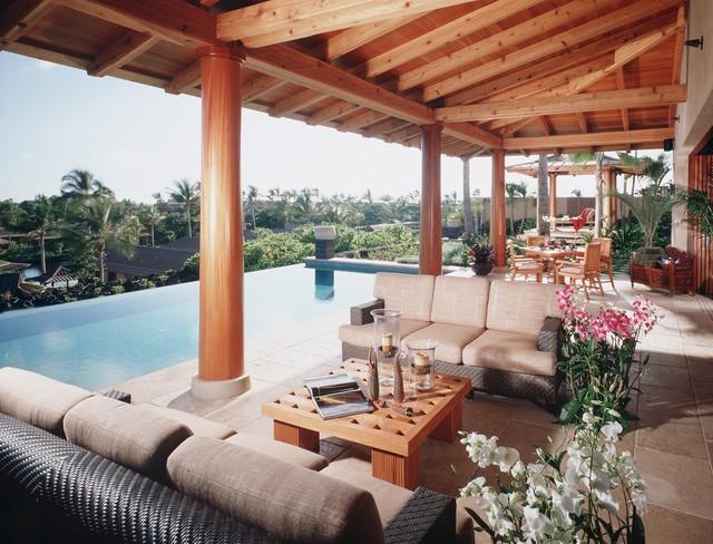 Lanai porch photos for Cost to build a lanai