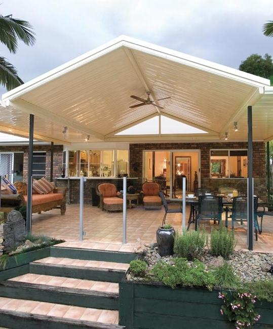 Pergola Designs With Pitched Roof: Pitched Roof Pergola Photos
