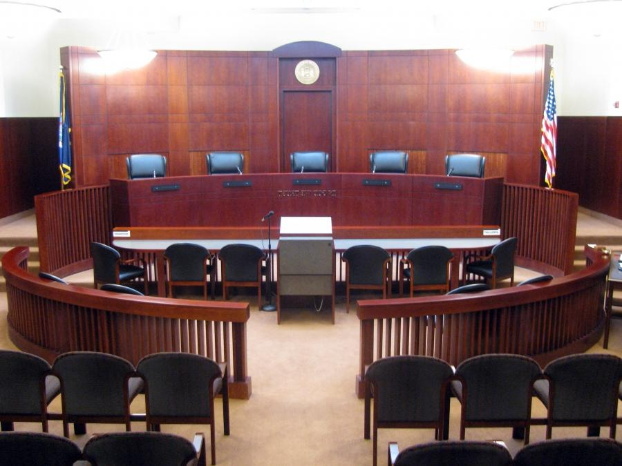 Samuel L. Green Courtroom, Appellate Courtroom II