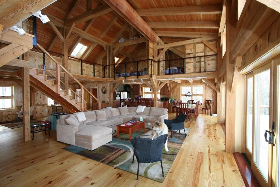 Barn Home Interior Photos