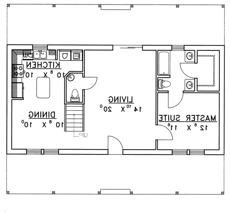 Saltbox house plans photos Saltbox cabin plans