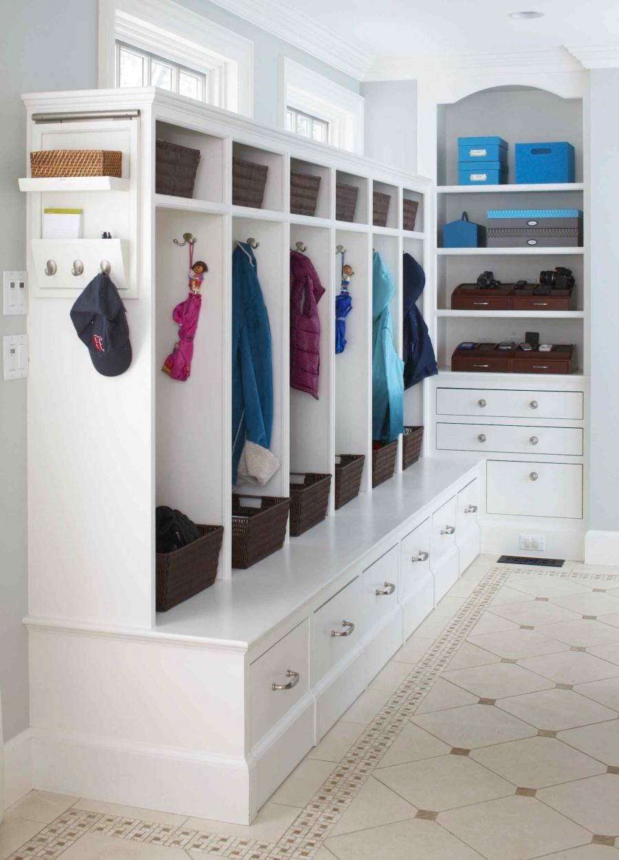 New Design Mudrooms For Ideas Decoration Your Home Simple And...