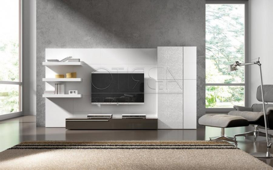 Ideas Of Television Wall Cabinet Design  XIFR.COM - Home Decor ...